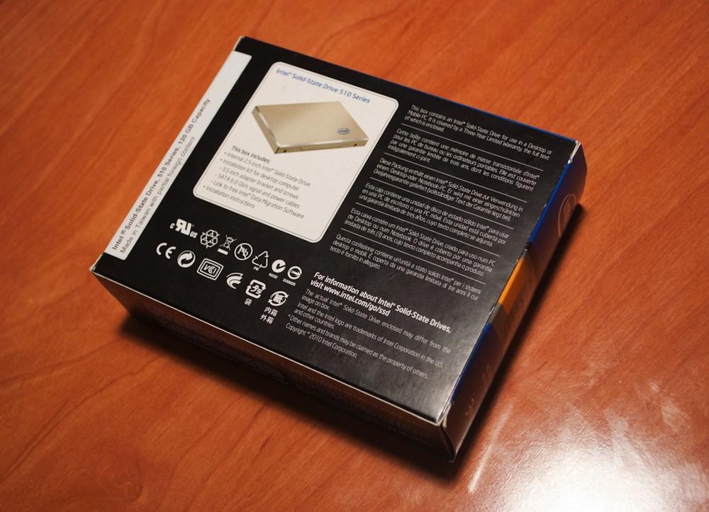 Foto de Intel SSD 510 (13/13)