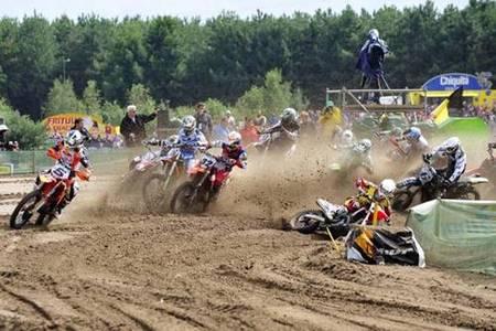 Campeonato del Mundo de Motocross 2009, duodécima prueba: Bélgica