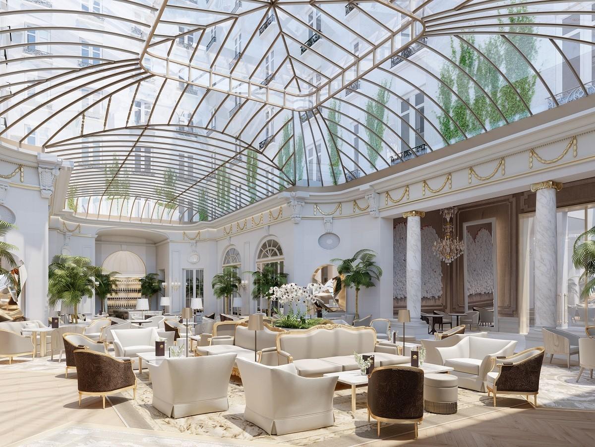 Quieres saber cómo será el nuevo (y espectacular) Mandarin Oriental Ritz Madrid tras la reforma más importante de su historia?