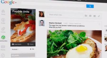 Google+ presenta sus Comunidades, lugares de reunión para usuarios con intereses en común