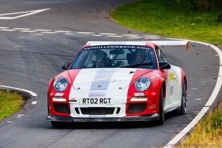 Un Porsche 911 RGT construido para el Mundial de Rallyes