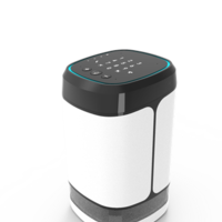 Iris SMC-5550: este router mesh integra un altavoz y el soporte para el control por voz para mejorar la cobertura Wi-Fi en casa