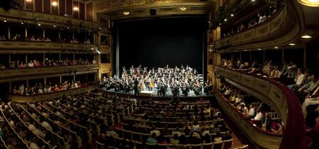 Visitas guiadas gratuitas al Teatro de la zarzuela en Madrid