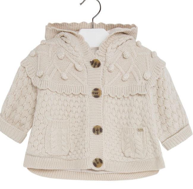 0ebe5d1d2 chaquetas de punto hechas a mano para ninas