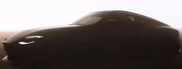 El sucesor del Nissan 370Z se deja ver en un video y ya se habla de cuál podría ser su nuevo nombre
