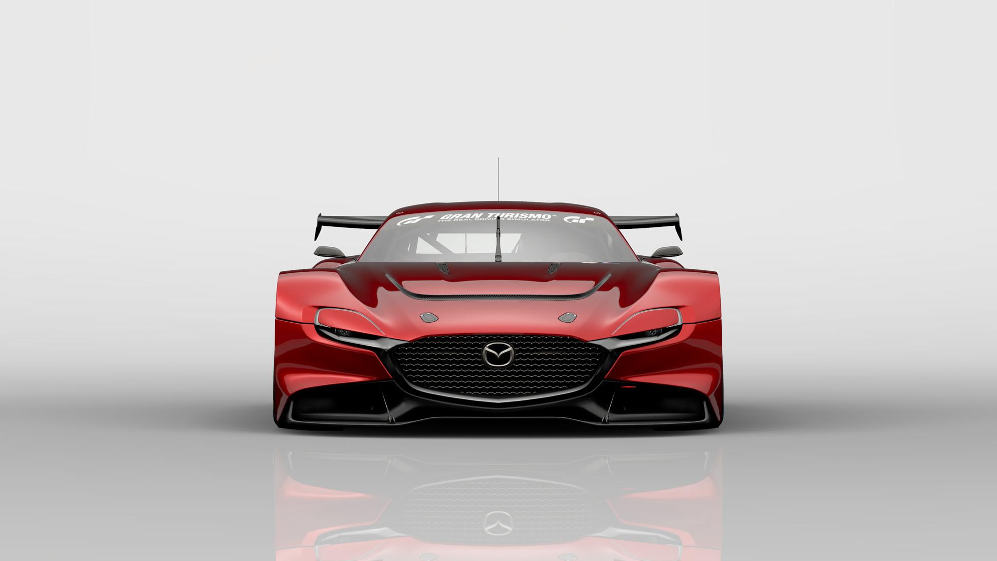 Foto de Mazda RX-Vision GT3 (3/24)