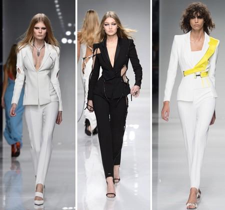 Fuseau Versace