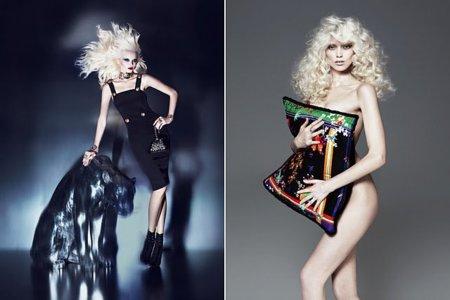 Versace para H&M: la campaña al completo