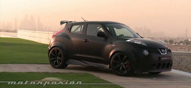Nissan Juke-R contra superdeportivos, mejor vídeo de 2012 en Motorpasión