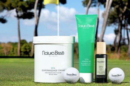 El masaje Quirogolf de Natura Bissé, el nuevo tratamiento holístico con pelotas de golf