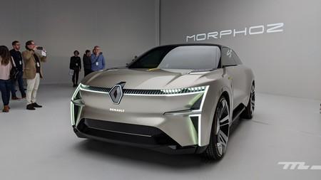 Renault Morphoz SUV eléctrico