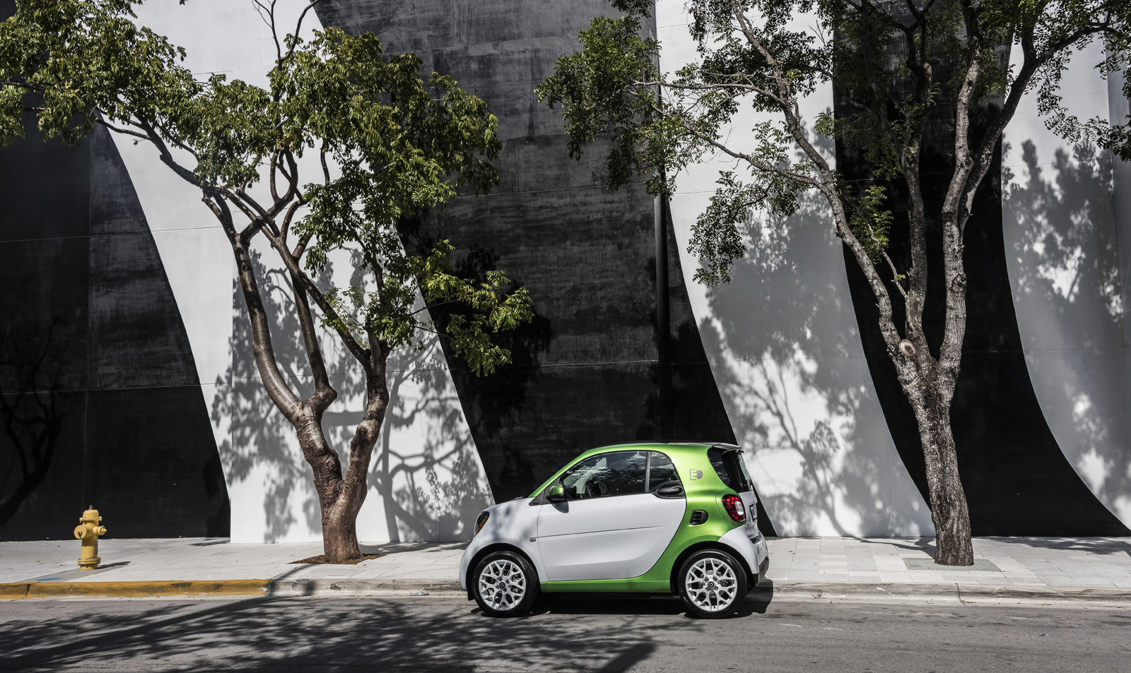 Foto de smart fortwo Electric Drive, toma de contacto (115/313)
