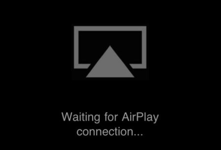 AirView, usa la función AirPlay entre equipos iOS