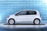Así es Volkswagen Up! de cinco puertas