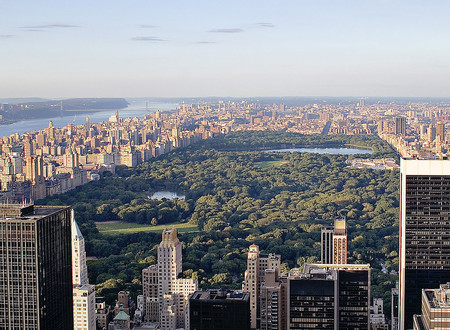 New York City Manhattan Central Park Gentry