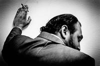 """""""Más que irme, siento que me han echado de España"""", Adrián Morillo fotógrafo documental"""