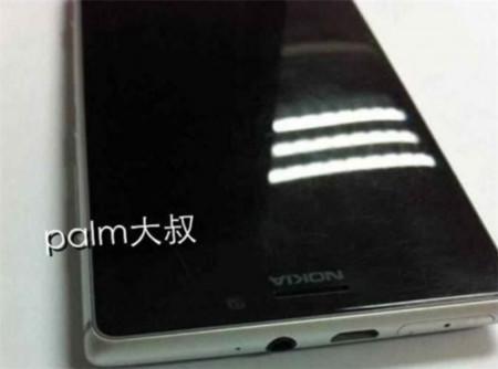 Filtradas fotos del Nokia Lumia Catwalk, un Lumia 920 con carcasa de aluminio
