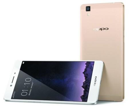 Oppo R7s crece hasta las 5,5 pulgadas, le meten 4GB de RAM