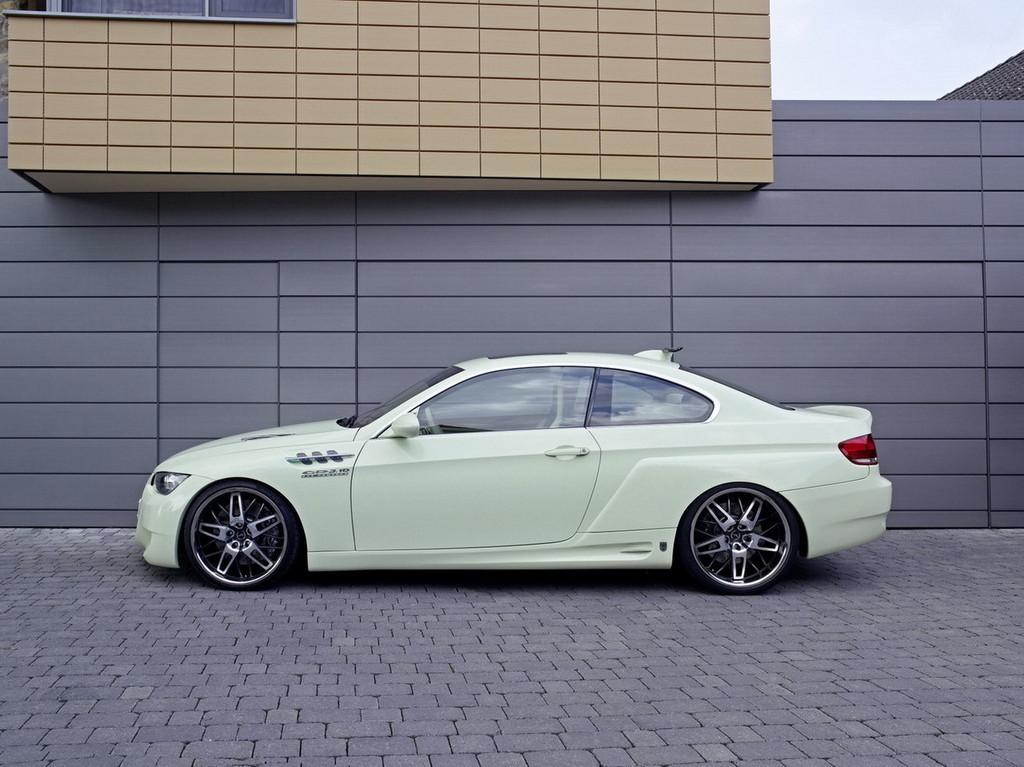 Foto de AC Schnitzer GP3.10: BMW Serie 3 a gas (10/21)