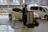 Nissan Leaf: ya se puede reservar y cuesta 29.950 euros