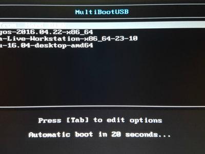 Cómo crear un multiboot para llevar varias distros Linux en un único USB
