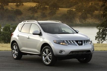 Nissan Murano 2008, más información y fotos
