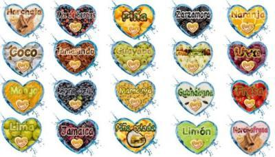 Concentrados de fruta. Una marca muy especial