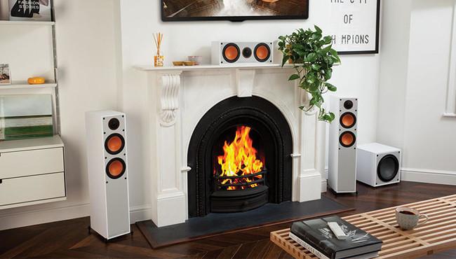 Monitor Audio estrena gama de altavoces para montar un pequeño cine en casa