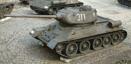 T 34 85 Gora Rb