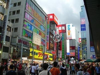 Un paseo por Akihabara