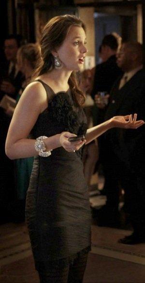 ¿Te gusta el vestido de Blair Waldorf? ¡Ya puede ser tuyo!