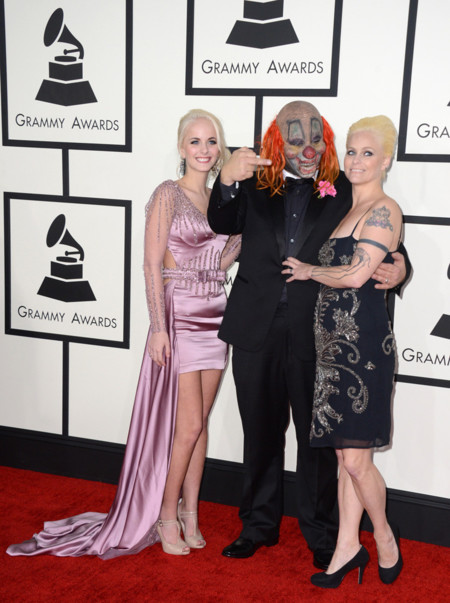Slipknot Grammy 2014
