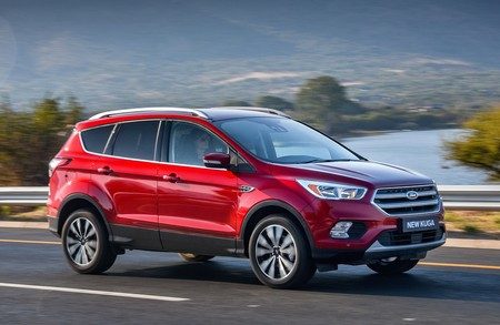 Ford Kuga South Africa 2017 R18 Jpg