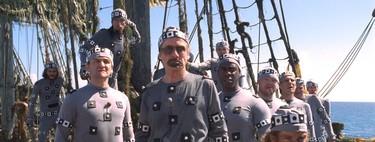 17 personajes de película antes y después de los efectos digitales