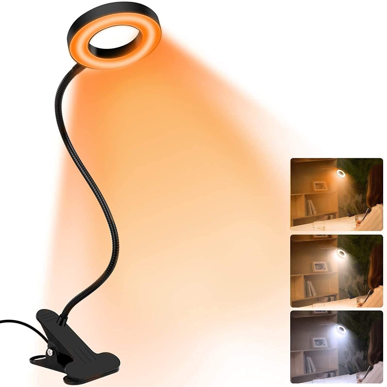 Lámpara para lectura con luz LED