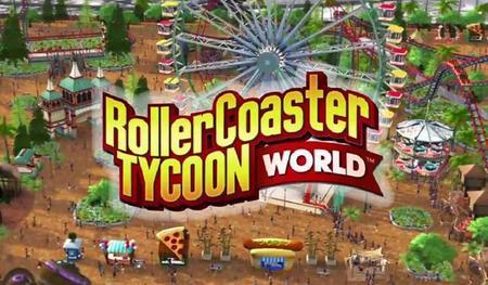 El sueño de todo niño regresa con RollerCoaster Tycoon World