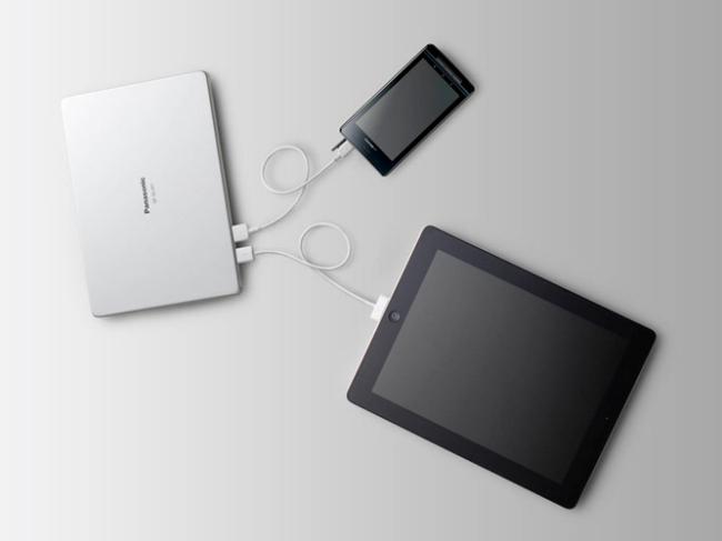 Panasonic batería externa