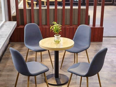 Conjunto de 4 sillas rebajado más de 25 euros, y con envío gratis
