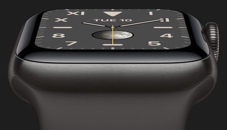 Apple Watch titanio