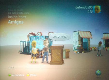Xbox 360 - Amigos
