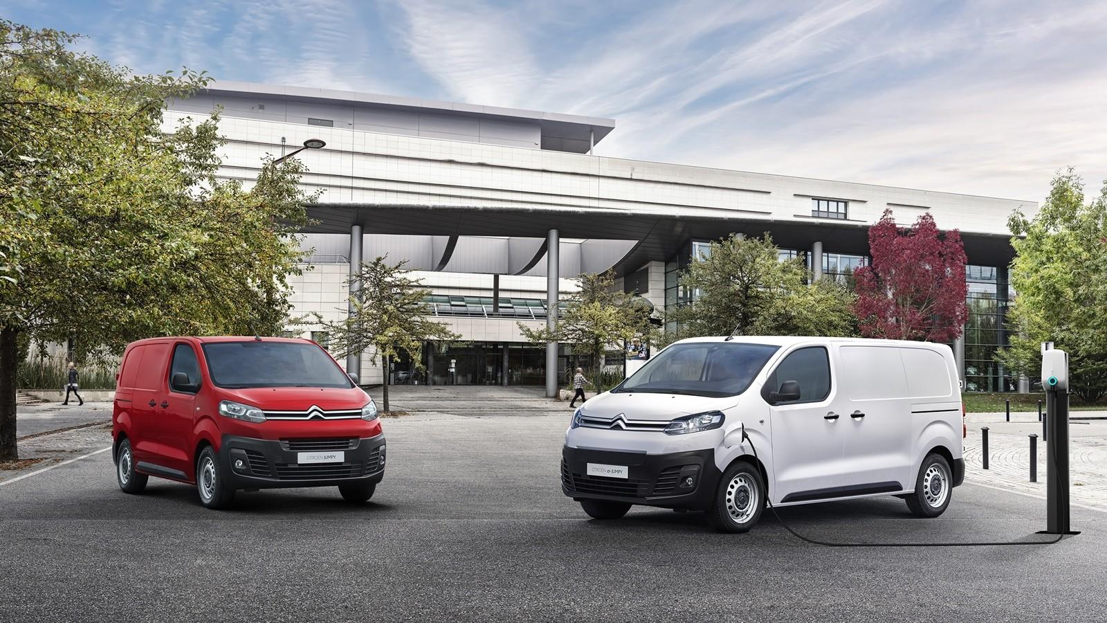 Foto de Citroën ë-Jumpy 2020 (2/7)