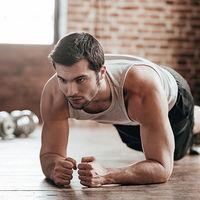 Los errores más frecuentes cuando practicamos el plank o plancha abdominal