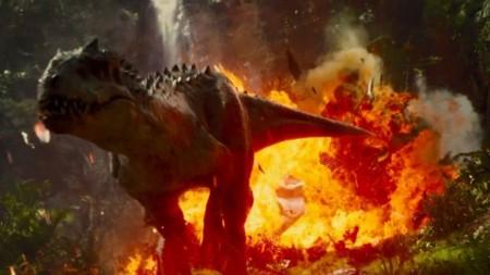 'Jurassic World' arrasa: ¡mejor estreno de la historia!