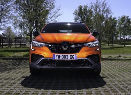 Renault Arkana E Tech 2021 Prueba 108