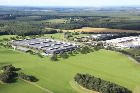 Daimler Fabrica Baterias