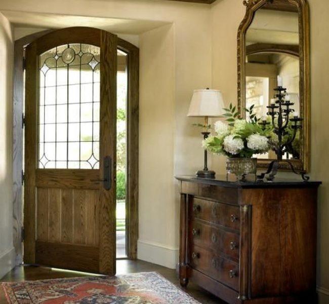 Recibidores con encanto bienvenido a casa - Decoracion de recibidores y entradas ...