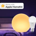 """Ilumina tu casa de manera """"inteligente"""": 11 bombillas, lámparas y tiras LED compatibles con Apple HomeKit"""