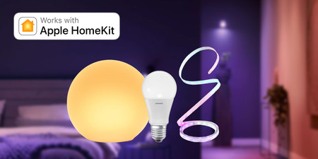 "Ilumina tu casa de manera ""inteligente"": 11 bombillas, lámparas y tiras LED compatibles con Apple HomeKit"