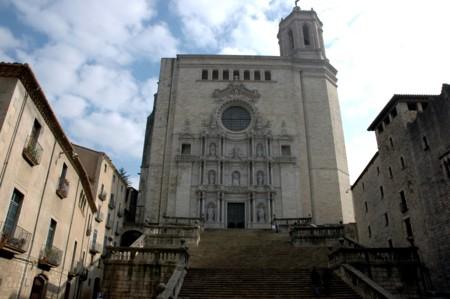 Catedral De Santa Maria Gerona Juego De Tronos
