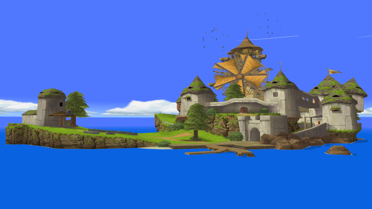 Foto de The Legend of Zelda: Wind Waker HD - 24/01/2013 (1/10)